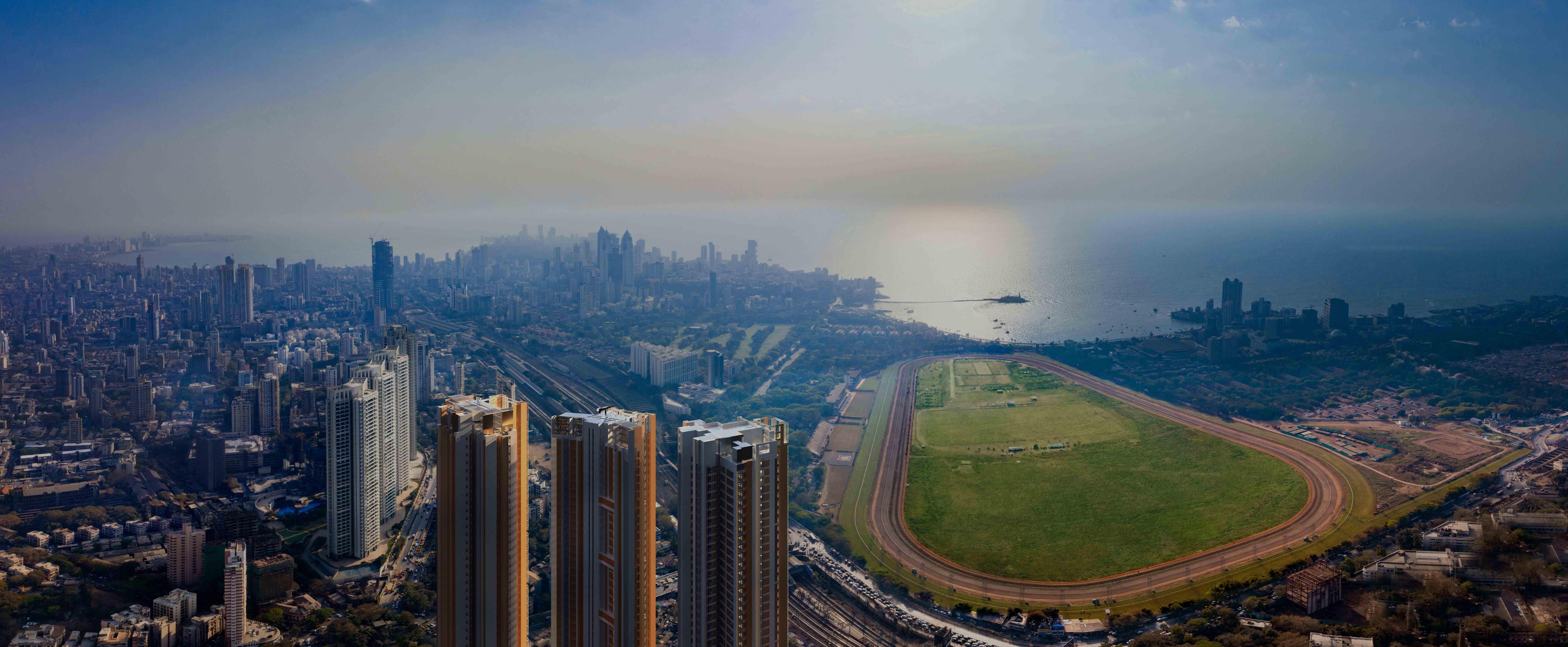 south mumbai piramal mahalaxmi view
