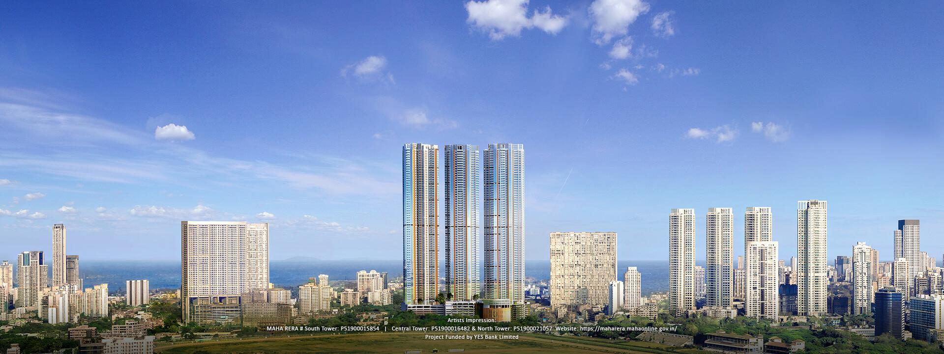 piramal mahalaxmi north tower