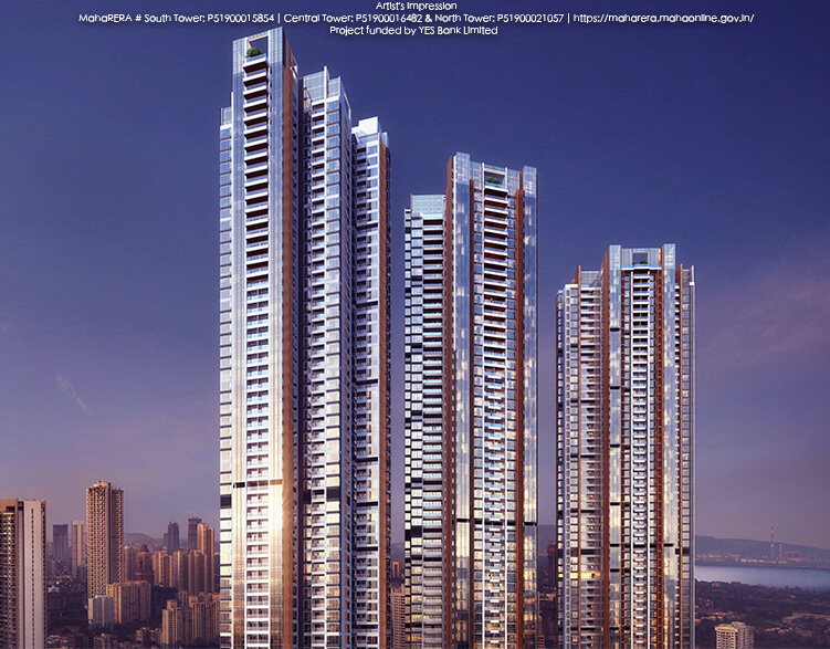 Piramal Mahalaxmi Towers