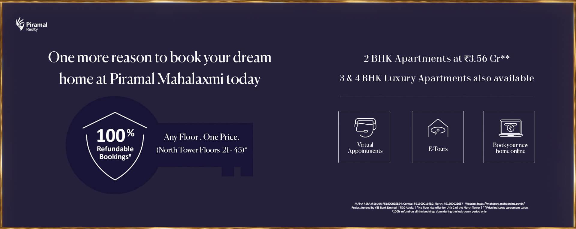 mahalaxi offer