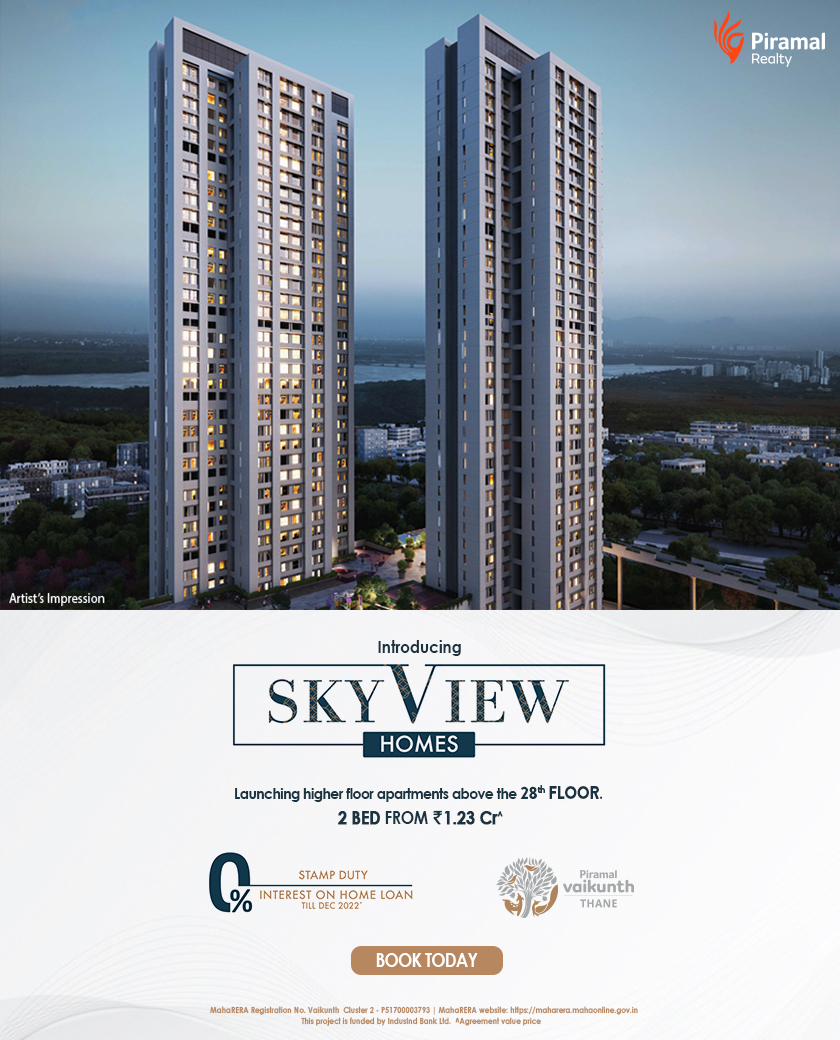 Piramal Vaikunth - Flats in Thane