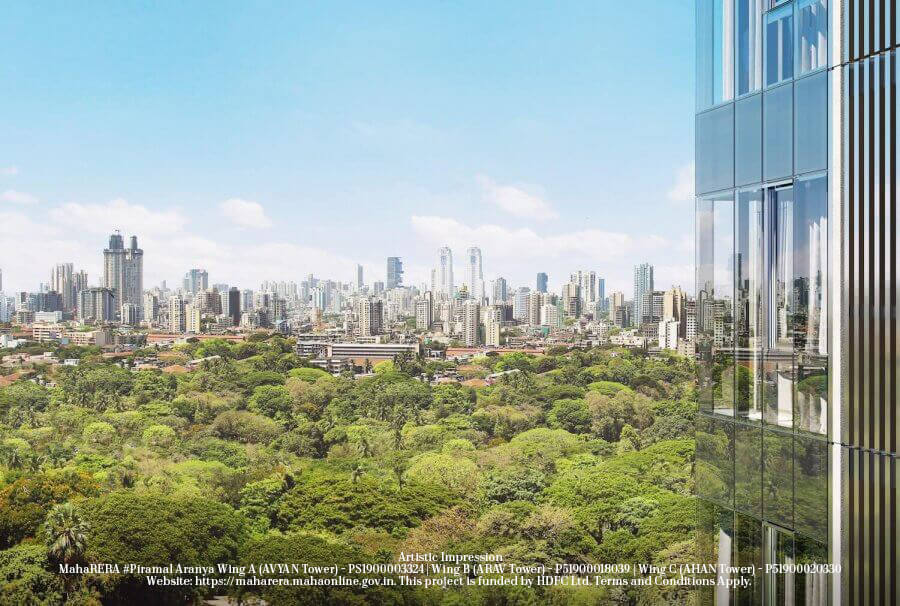 Apartments in South Mumbai by Piramal Aranya