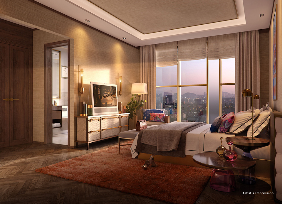 Luxury 1 2 3 Bhk Flats For Sale In Mulund Piramal Revanta