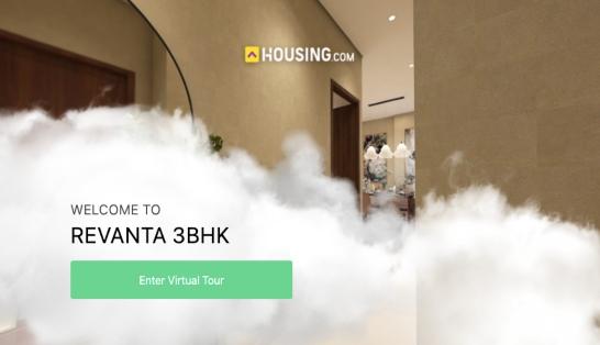 revanta Ravik 3bhk apartment